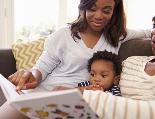 Language Gap Between Rich and Poor Children Begins in Infancy